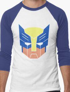 Wolverine Transformers Retro Style Men's Baseball ¾ T-Shirt