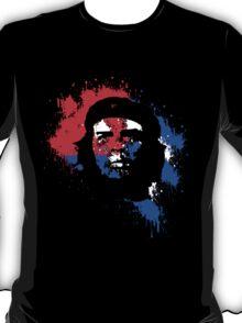 Che Guevara Paint Drops T-Shirt