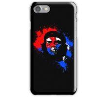 Che Guevara Paint Drops iPhone Case/Skin