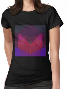 Raw Rubin Womens Fitted T-Shirt