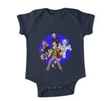 The Fourth Doctor One Piece - Short Sleeve