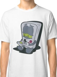 GameBoy Plays Gameboy... Classic T-Shirt