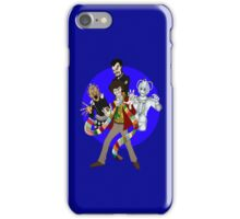 The Fourth Doctor iPhone Case/Skin