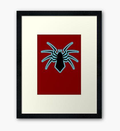 spider man spiderman  Framed Print