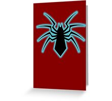 spider man spiderman  Greeting Card