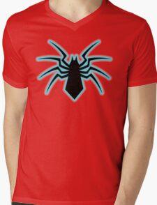 spider man spiderman  Mens V-Neck T-Shirt