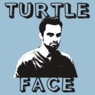 turtle face by kirsten-leigh