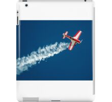 The Stunt Pilot iPad Case/Skin