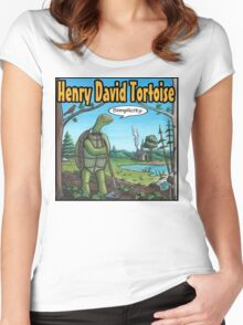 Henry David Tortoise Women's Fitted Scoop T-Shirt
