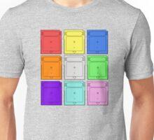 Gameboy Cartridge Pop Art Unisex T-Shirt