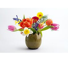 Easter composition Photographic Print