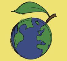 Grow the World Baby Tee