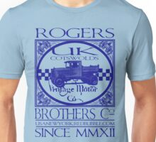 vintage logo UK cotswolds by rogers bros T-Shirt