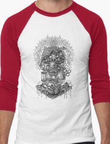 Winya No.73 Men's Baseball ¾ T-Shirt