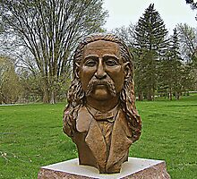 Wild Bill Hickok by Ogre