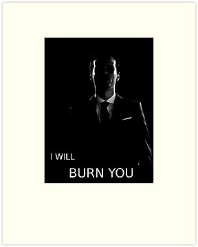 Moriarty Wants to Burn YOU by Takemyhand