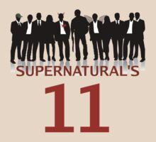 Supernatural's 11 for Asylum 8 by Amberdreams
