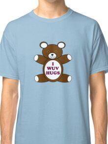 Supernatural 'I Wuv Hugs' Classic T-Shirt