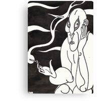 cigarette 2 Canvas Print