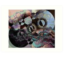 Balancing Act... Art Print