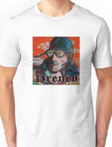 Sly Pilot by Drenco Unisex T-Shirt