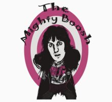 The Mighty Boosh - Vince Noir - Noel Fielding  Baby Tee