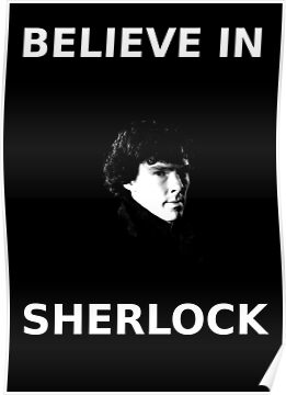 Believe In Sherlock by Takemyhand