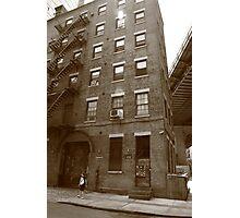 Brooklyn, New York, 126 Front Street Photographic Print