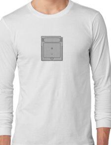Gameboy Cartridge Long Sleeve T-Shirt