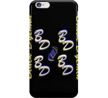 BD iPhone B&Y iPhone Case/Skin