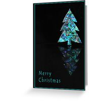 Merry Christmas - Tree Greeting Card