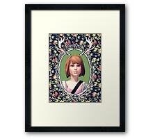 Max Portrait - Life is Strange Framed Print