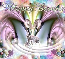Hoppy Easter by Greta  McLaughlin