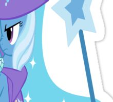 Great and Powerful Trixie Sticker