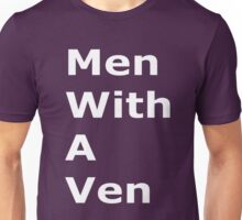 Men with a Ven Unisex T-Shirt