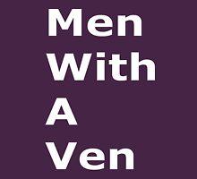 Men with a Ven Unisex T-Shirt