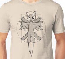 Vitruvian Mare - black Unisex T-Shirt