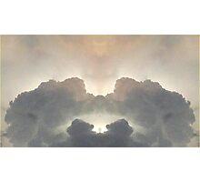 Lightning Art 20 Photographic Print