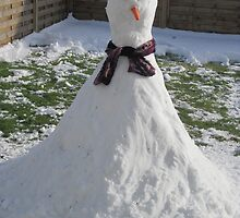 Frosty's Cousin by xxAuroraxx