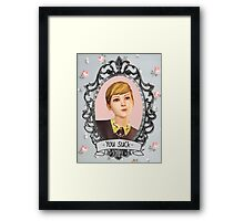 Victoria Portrait - Life is Strange Framed Print