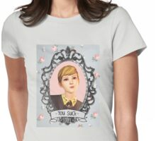 Victoria Portrait - Life is Strange Womens Fitted T-Shirt