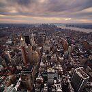 NYC: Downtown by Nina Papiorek