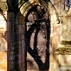 Hand on East Church Door by John Dunbar