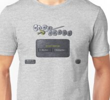 Runescape log in screen Unisex T-Shirt