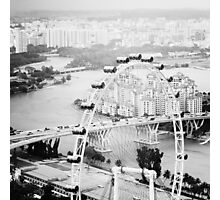 Singapore Flyer Photographic Print