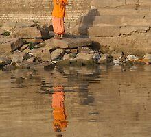 Reflection of a Saddhu by SerenaB