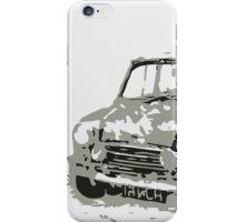 Classic Mini Car iPhone Case/Skin