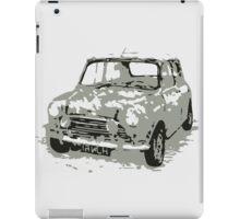 Classic Mini Car iPad Case/Skin