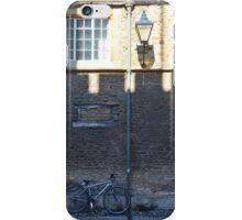 Merton Street, Oxford, UK iPhone Case/Skin