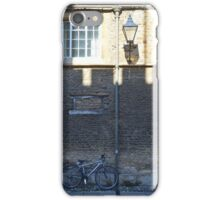 Merton Street, Oxford, UK iPhone Case/Skin